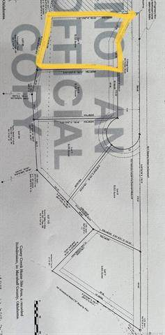 5 Pear Street, Kingston, OK 73439 (MLS #2111481) :: Active Real Estate