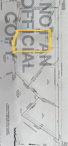 6 Pear Street, Kingston, OK 73439 (MLS #2111488) :: Active Real Estate
