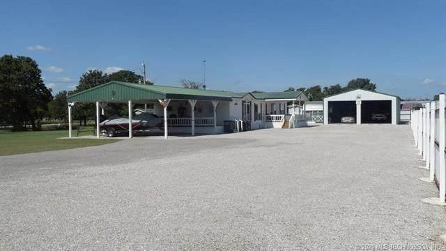 4172 Carefree Lane, Kingston, OK 73439 (MLS #2111499) :: Active Real Estate
