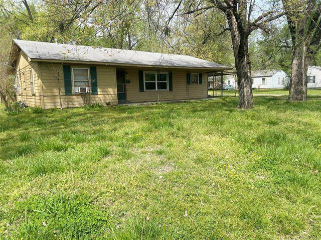 222 N Creek Avenue, Dewey, OK 74029 (MLS #2111501) :: Active Real Estate