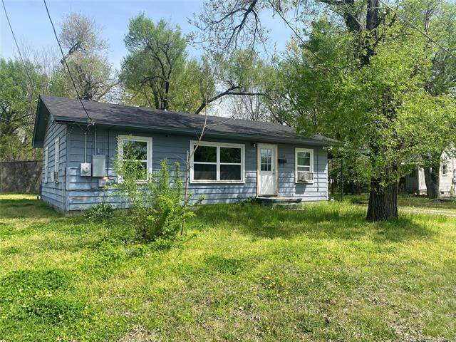604 E 2nd Street, Dewey, OK 74029 (MLS #2111509) :: Active Real Estate