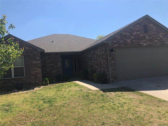 1151 Texoma Place, Mannford, OK 74044 (MLS #2111522) :: Active Real Estate