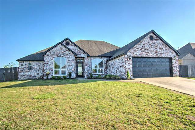 1419 Hickory Hills Drive, Fort Gibson, OK 74434 (MLS #2111531) :: Hopper Group at RE/MAX Results