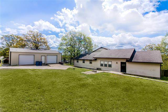 1148 Krebs Lake Road, Mcalester, OK 74501 (MLS #2111592) :: Active Real Estate