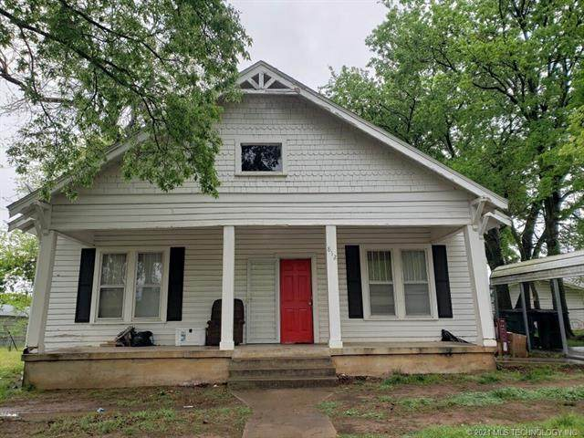 812 N 4th, Durant, OK 74701 (MLS #2111602) :: Active Real Estate