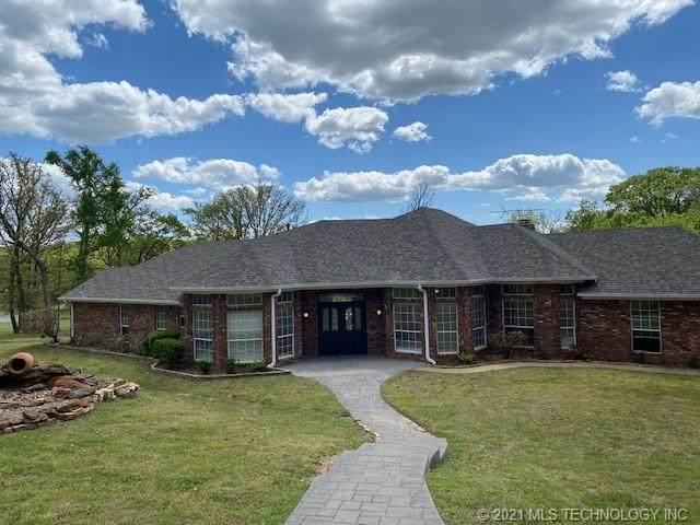 259 Eaglelake, Durant, OK 74701 (MLS #2111603) :: Active Real Estate
