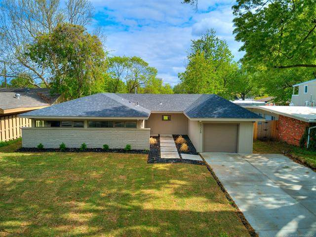 5328 E 26th Place, Tulsa, OK 74114 (MLS #2111610) :: Active Real Estate