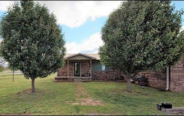 5455 Primrose, Davis, OK 73030 (MLS #2111621) :: Active Real Estate