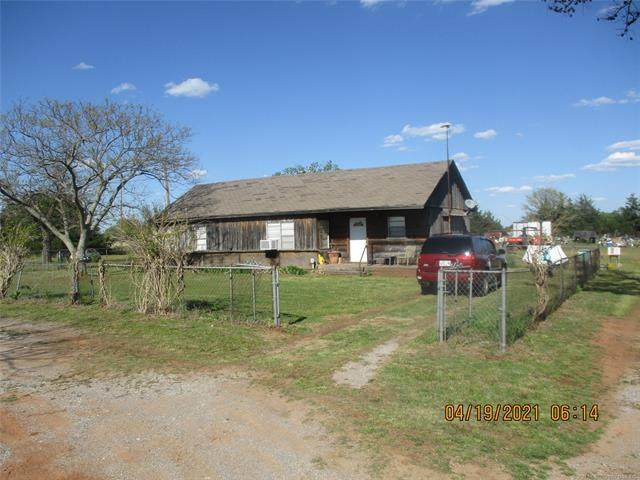 1010 S Morrison Box, Marlow, OK 73055 (MLS #2111624) :: Active Real Estate