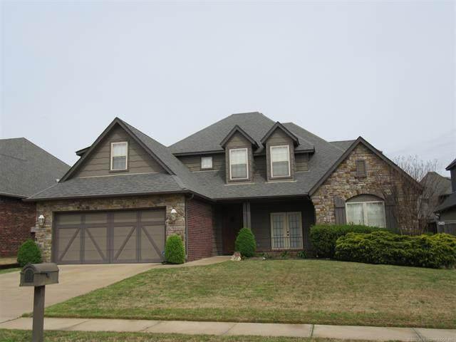 1107 S Magnolia Place, Broken Arrow, OK 74012 (MLS #2111631) :: 918HomeTeam - KW Realty Preferred