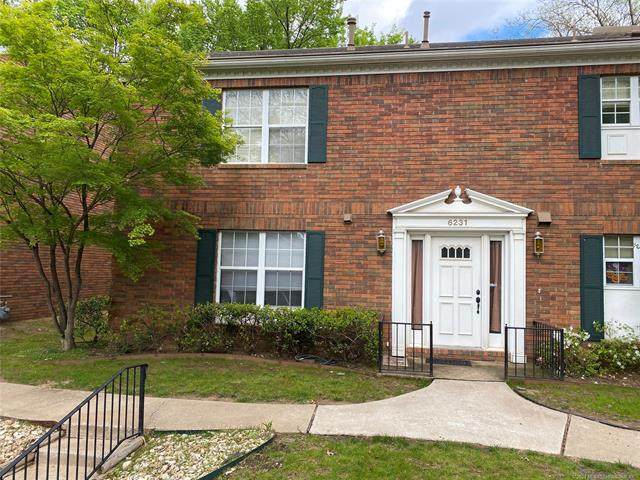 6231 S Yorktown Place #65, Tulsa, OK 74136 (MLS #2111646) :: 918HomeTeam - KW Realty Preferred