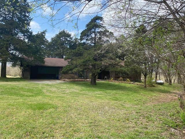 75765 S 270 Road, Wagoner, OK 74467 (MLS #2111649) :: Active Real Estate
