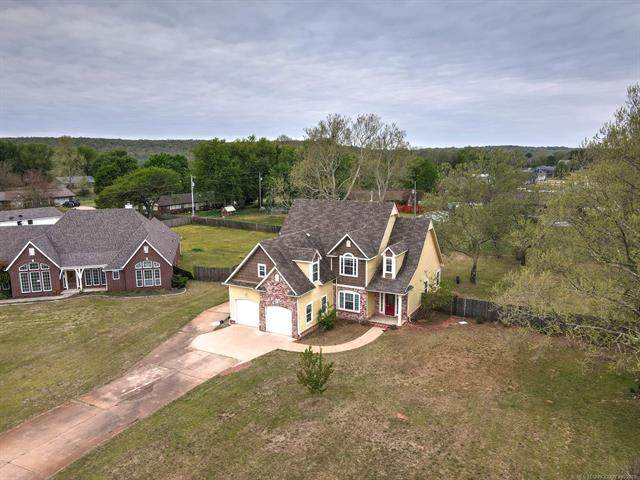 1824 S 147th West Avenue, Sand Springs, OK 74063 (MLS #2111653) :: Active Real Estate