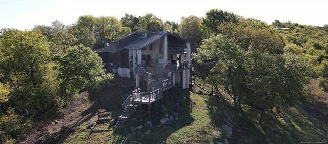 3819 Roadrunner Lane, Sulphur, OK 73086 (MLS #2111658) :: Active Real Estate