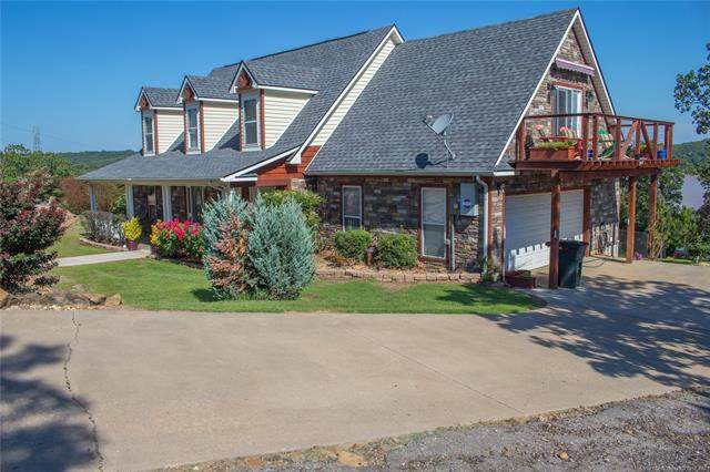 305 Three Nations Drive, Stigler, OK 74462 (MLS #2111679) :: Active Real Estate