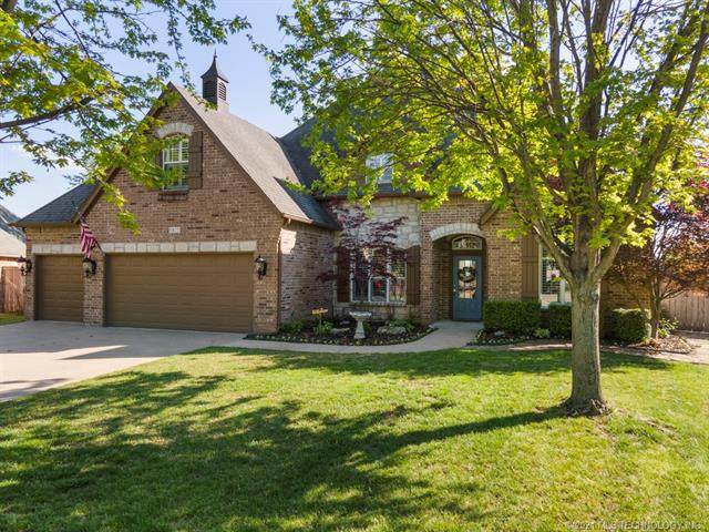 8820 E 120th Street S, Bixby, OK 74008 (MLS #2111713) :: Active Real Estate