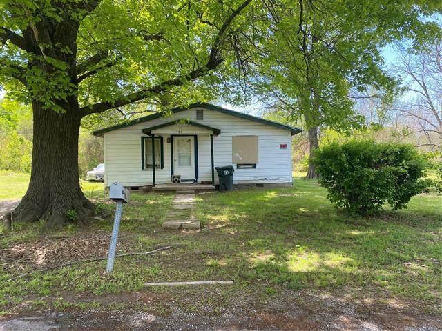 725 Jackson Avenue, Muskogee, OK 74401 (MLS #2111737) :: Owasso Homes and Lifestyle