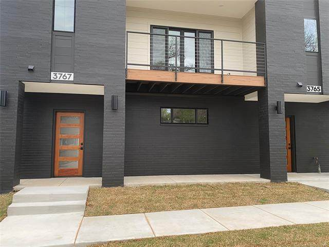 3767 S Riverside Drive E #3767, Tulsa, OK 74105 (MLS #2111740) :: Active Real Estate