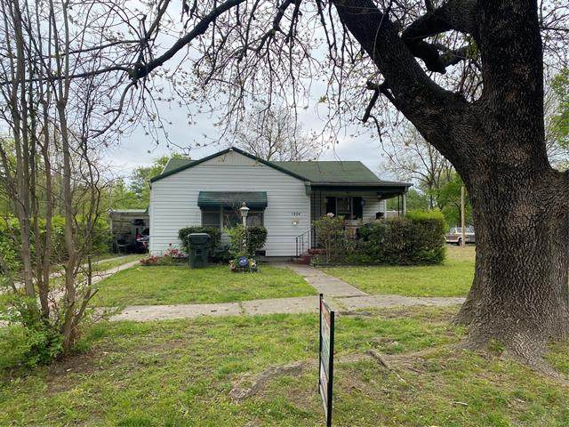 1224 Ash Street, Muskogee, OK 74403 (MLS #2111744) :: Owasso Homes and Lifestyle
