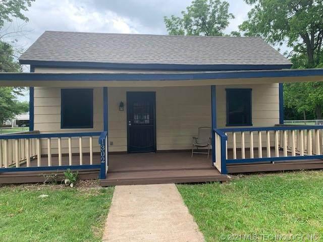 1302 Callahan, Muskogee, OK 74403 (MLS #2111747) :: Owasso Homes and Lifestyle