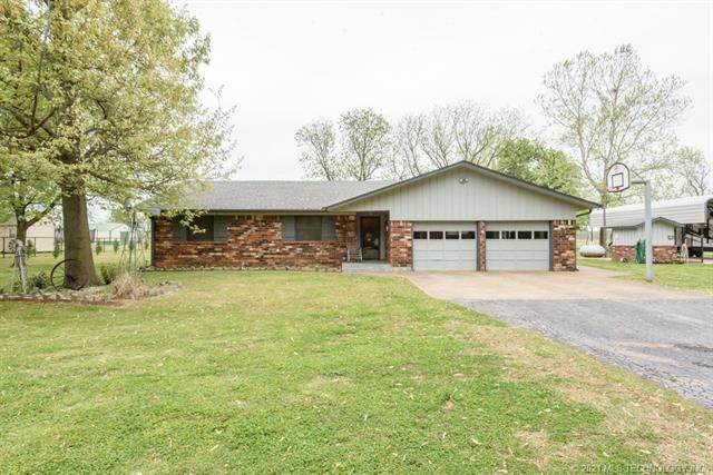 16337 S 203rd East Avenue, Broken Arrow, OK 74014 (MLS #2111749) :: Hopper Group at RE/MAX Results