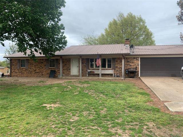 109 Twin Road, Mcalester, OK 74501 (MLS #2111759) :: Active Real Estate