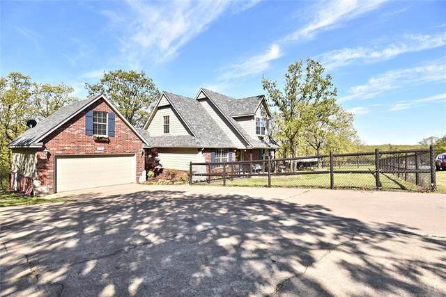 2735 Overcrest Lane, Sapulpa, OK 74066 (MLS #2111806) :: Active Real Estate