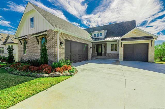 4850 Hunters Hill, Sapulpa, OK 74066 (#2111842) :: Homes By Lainie Real Estate Group