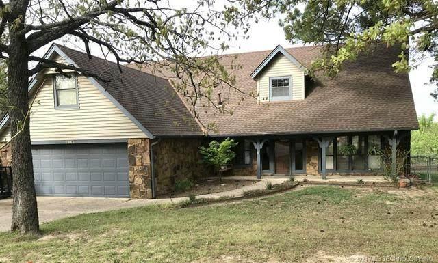 8720 Janis Lane, Tulsa, OK 74131 (MLS #2111847) :: Active Real Estate