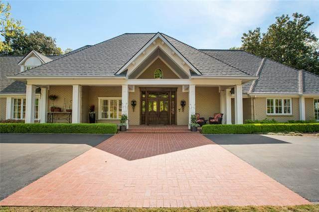 6766 S Columbia Avenue, Tulsa, OK 74136 (MLS #2111865) :: Active Real Estate