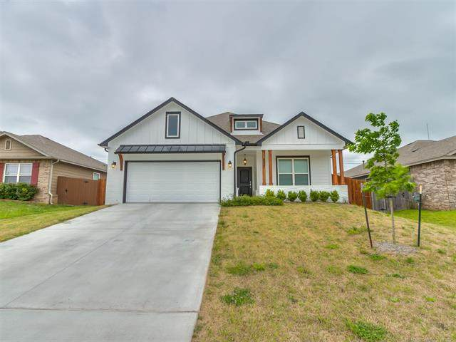8857 S 256th East Place, Broken Arrow, OK 74014 (MLS #2111932) :: Hopper Group at RE/MAX Results