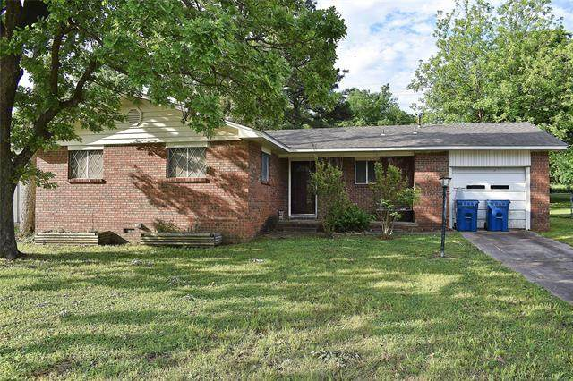 336 E Monroe Avenue, Mcalester, OK 74501 (MLS #2111948) :: Hopper Group at RE/MAX Results