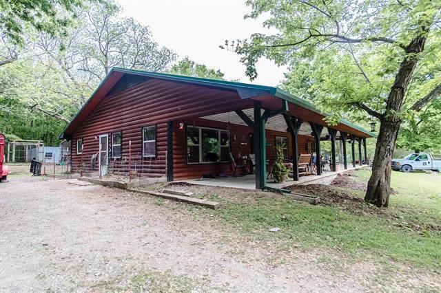 500 N Cherokee Street, Catoosa, OK 74015 (MLS #2111953) :: 580 Realty