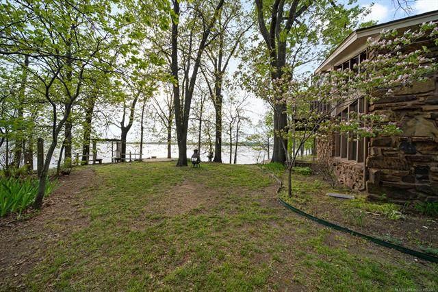 42 Lakeside Drive, Salina, OK 74365 (MLS #2111959) :: 580 Realty