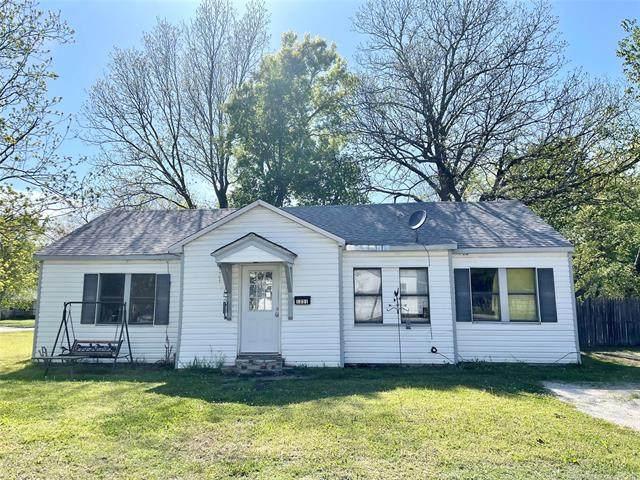 1231 S Oak, Ada, OK 74820 (MLS #2111967) :: Active Real Estate