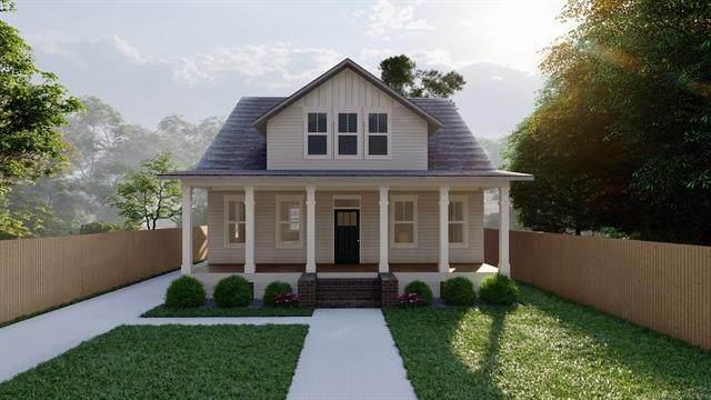 1220 N Denver Avenue, Tulsa, OK 74106 (MLS #2111968) :: Active Real Estate