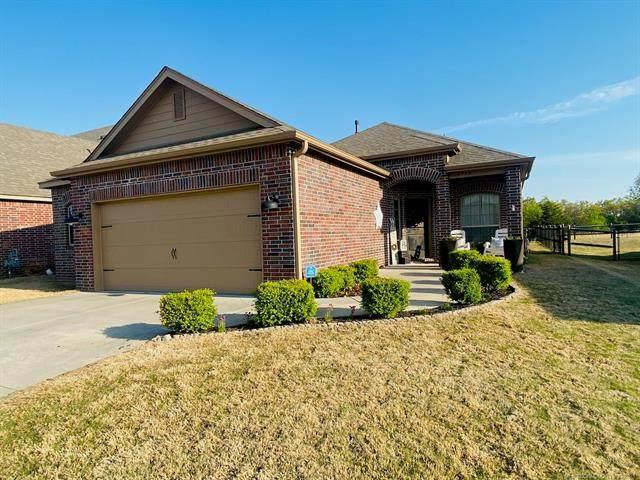 26746 143rd Street S, Coweta, OK 74429 (MLS #2112012) :: 918HomeTeam - KW Realty Preferred