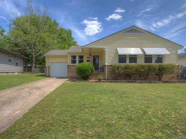 3913 S Jamestown Avenue, Tulsa, OK 74135 (MLS #2112014) :: Hopper Group at RE/MAX Results