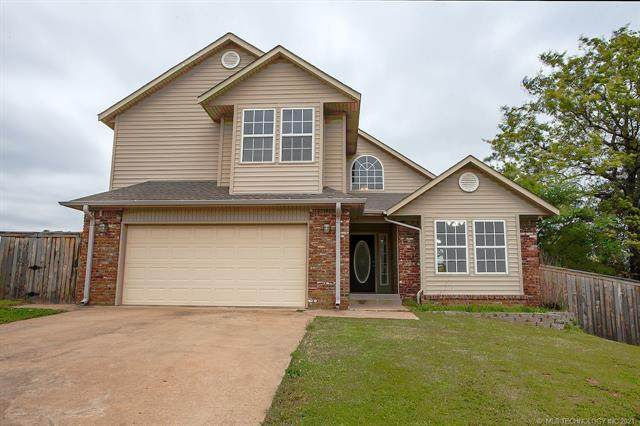 4 Highland Circle, Bristow, OK 74010 (MLS #2112065) :: Hopper Group at RE/MAX Results