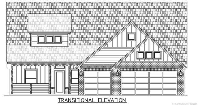 3059 N Hilltop Drive, Catoosa, OK 74015 (MLS #2112081) :: Owasso Homes and Lifestyle