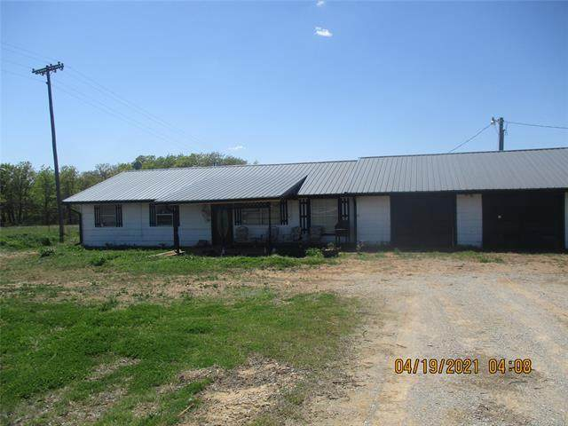 187237 State Hwy 89, Loco, OK 73442 (MLS #2112102) :: Owasso Homes and Lifestyle