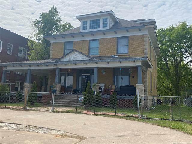 527 N 6th Street, Muskogee, OK 74401 (MLS #2112105) :: Active Real Estate