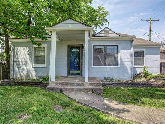 1516 S Columbia Place, Tulsa, OK 74104 (MLS #2112118) :: Active Real Estate