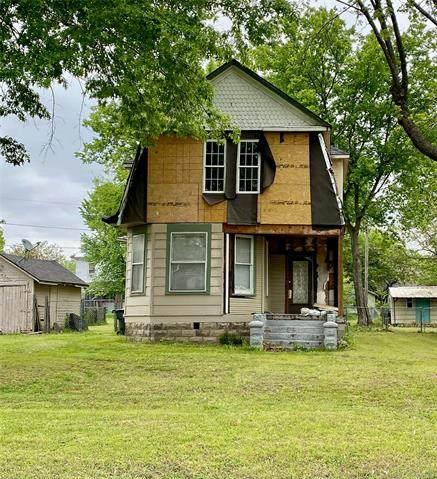1224 Locust Street, Muskogee, OK 74403 (MLS #2112132) :: Owasso Homes and Lifestyle