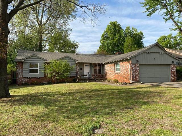 4648 E 57th Place S, Tulsa, OK 74135 (MLS #2112143) :: Active Real Estate