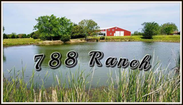 38835 W County Road 1560 Highway, Stuart, OK 74570 (MLS #2112271) :: 918HomeTeam - KW Realty Preferred