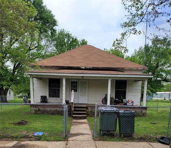 309 N 3rd Street, Porum, OK 74455 (MLS #2112319) :: Active Real Estate