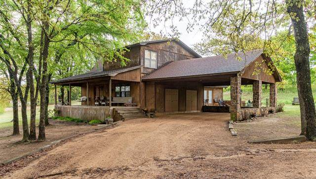 23142 Wildflower, Madill, OK 73446 (MLS #2112327) :: Active Real Estate