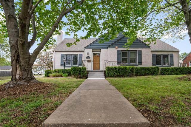 1205 S Birmingham Place, Tulsa, OK 74104 (MLS #2112329) :: 580 Realty
