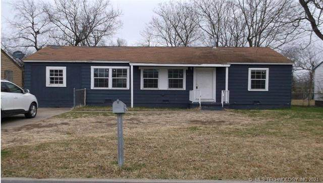 4371 N Garrison Place, Tulsa, OK 74106 (MLS #2112388) :: 580 Realty